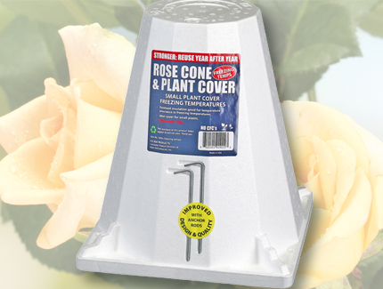 Ice Age Products Insulated Plant Amp Rose Cones